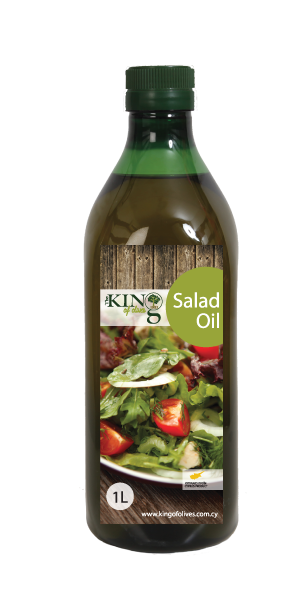 king of olives salad oil