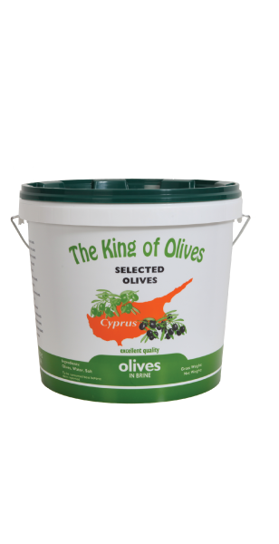 king of olives commercial olive package