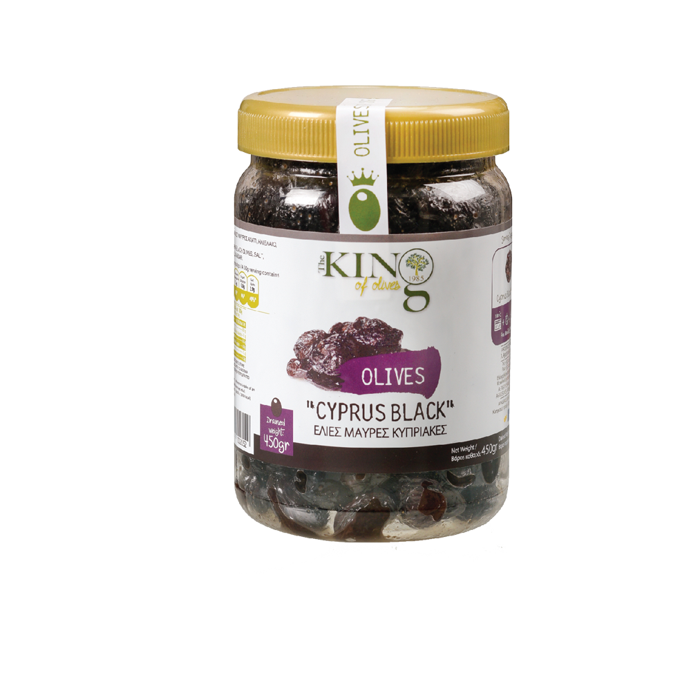450g Olives Packing