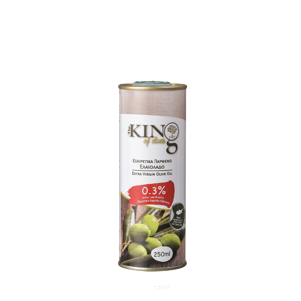 0.3% Low Acidity Extra Virgin Olive Oil